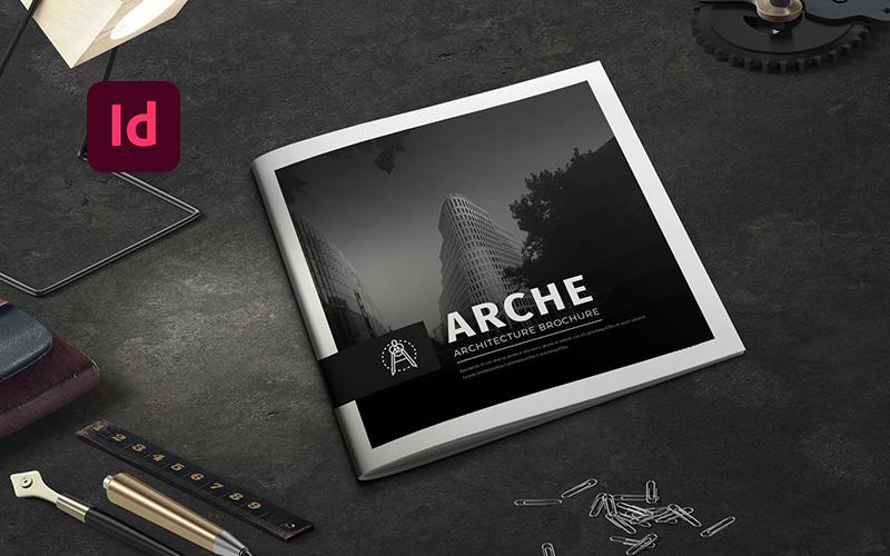 Architecture Brochure Corporate Identity Template