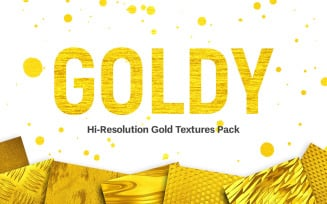 Goldy Texture Pack Pattern