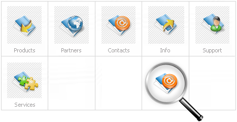 Icon Set Template 11005 Screenshots