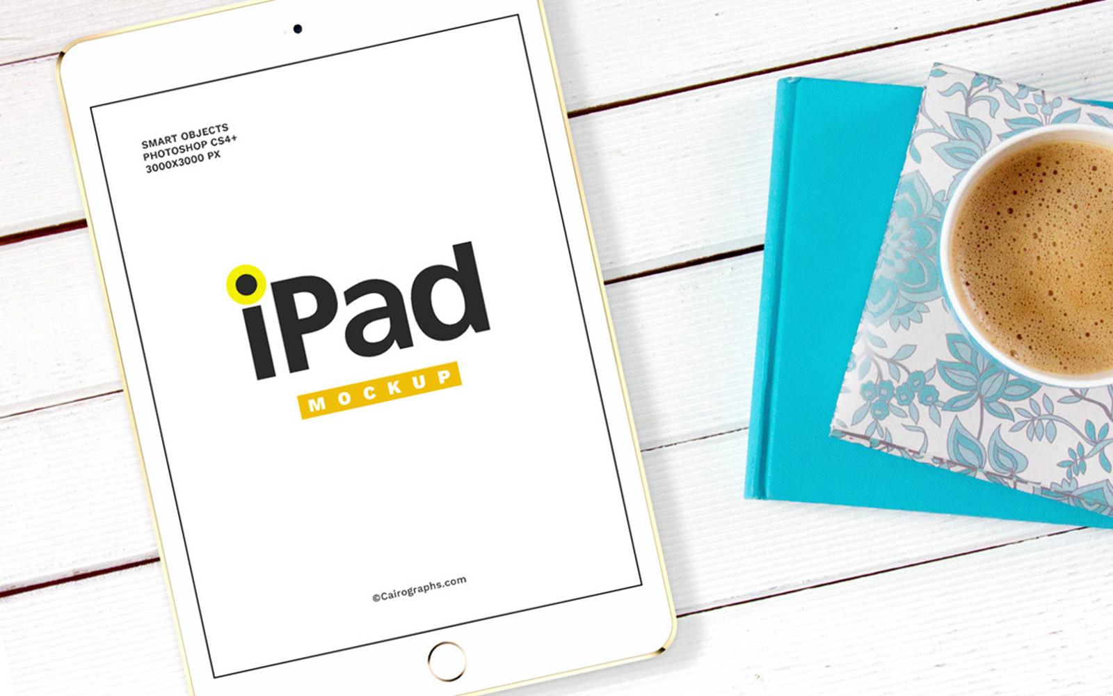 iPads Vol.2 Product Mockup