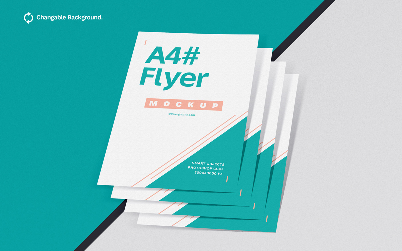 Posters & Flyers Vol.2 Product Mockup