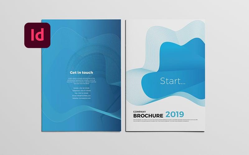 Business Brochure Corporate Identity Template