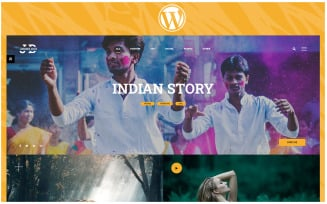 Jirmados - Photography WordPress Theme