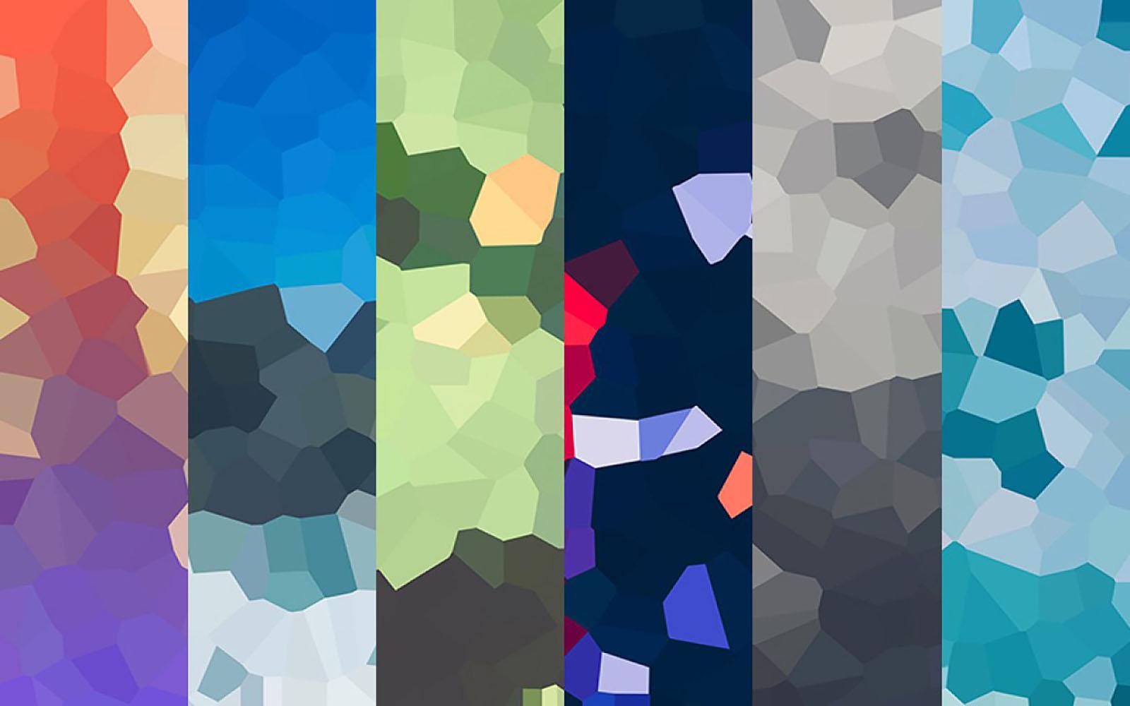 20 Mosaic Backgrounds Pattern