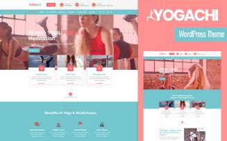 Yogachi - Yoga And Fitness WordPress Theme