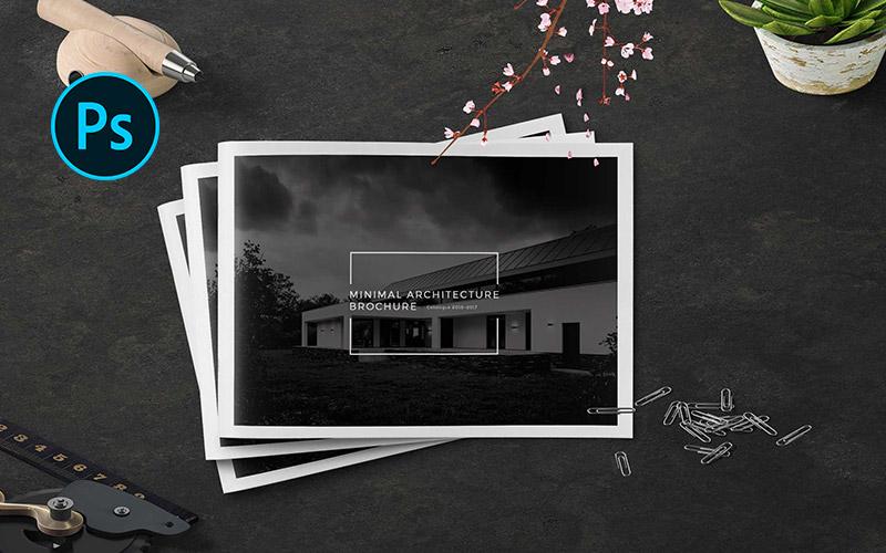 Modern Architecture Brochure Corporate Identity Template