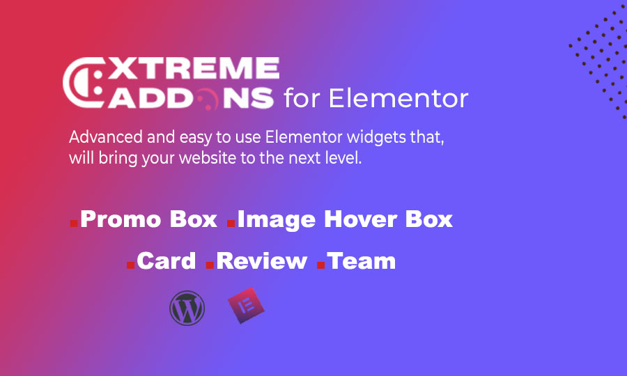 Extreme Addons for Elementor Simple Widgets №110970