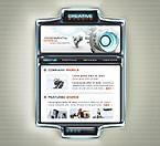 Kit graphique introduction flash (header) 11101