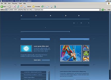 Website Template #11171