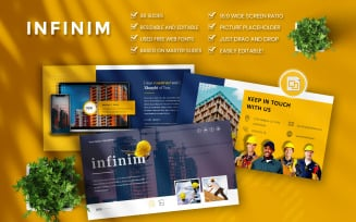 Infinim - Creative Business Template Google Slides