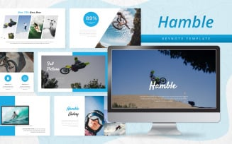 Hamble - Sport Keynote Template