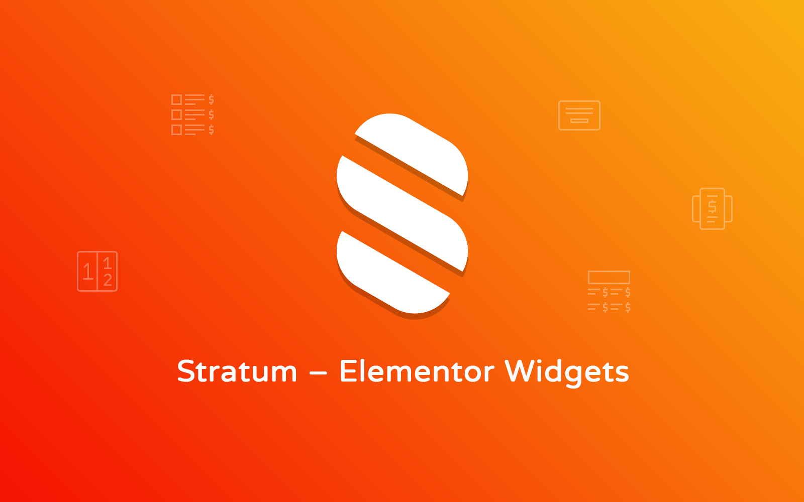 """Stratum - Elementor Extras"" wordPress Plugin  #112683"