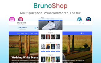 Bruno Shop - Multipurpose Elementor WooCommerce Theme