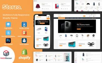 Storzo - Multipurpose E-commerce Shopify Theme