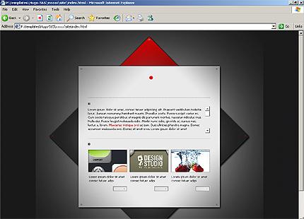 Website Template #11467