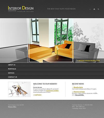 Website Template #11505