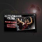Night Club Flash Intro  Template 11507
