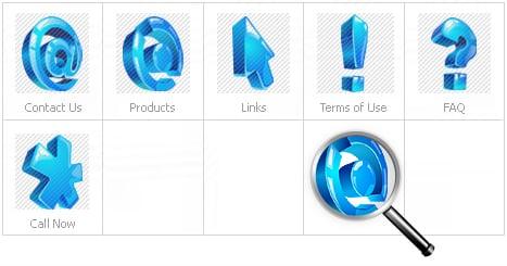 Icon Set Template 11515 Screenshots
