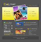 Flash: Low Budget Flash Site Hotels