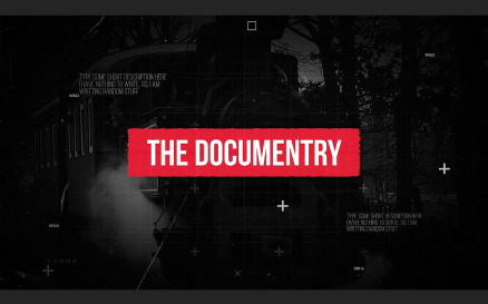 The Documentary Premiere Pro Template
