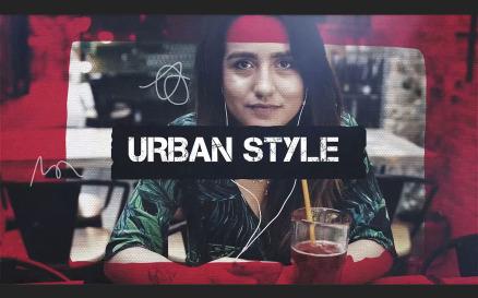 Urban Style Premiere Pro Template