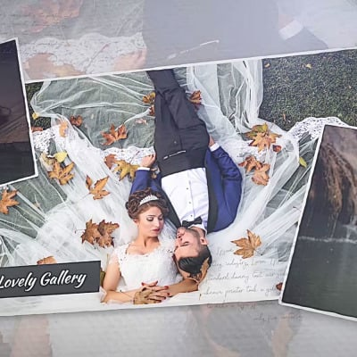 "Tema Final Cut Pro  #115362 ""Lovely Gallery"" #115362"