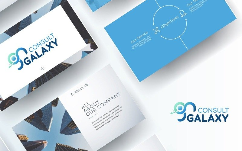 Free Corporate PowerPoint template PowerPoint Template