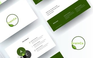 Free Nature PowerPoint template