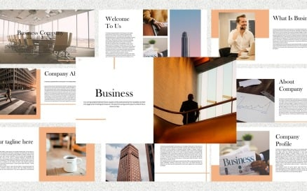 Business – Creative Business PowerPoint Template