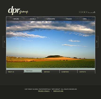 Website Template #11659