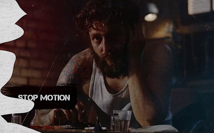Stop Motion Grunge - Final Cut Pro Template