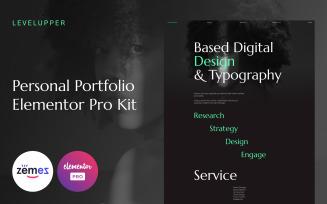 Levelupper - Web Portfolio