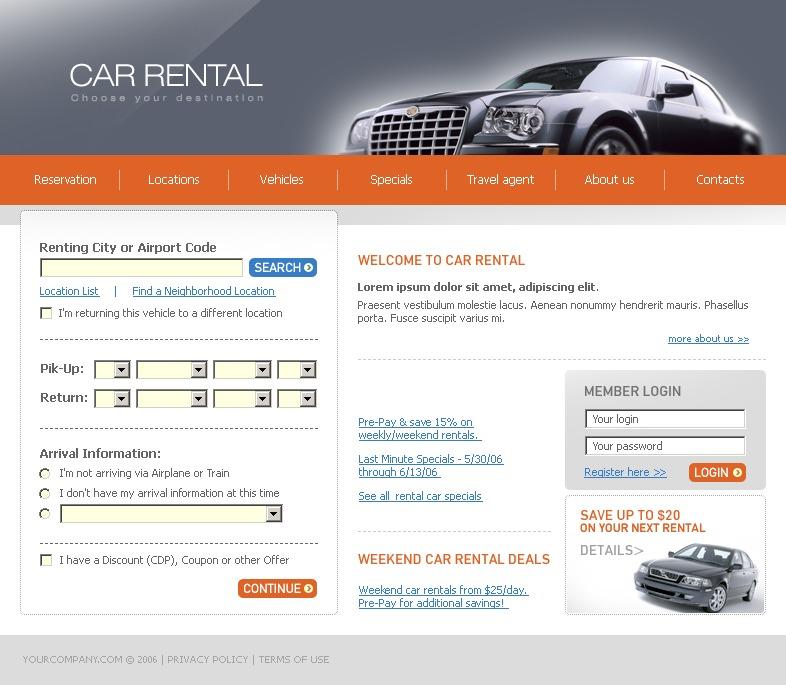 Swf Car Rental