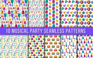 Musical Party Seamless