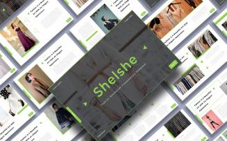 Shelshe - Fashion Minimalist