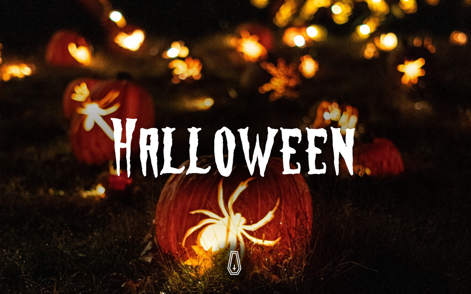 Halloween Horror - | Vintage | Responsive Template Drupal №117590