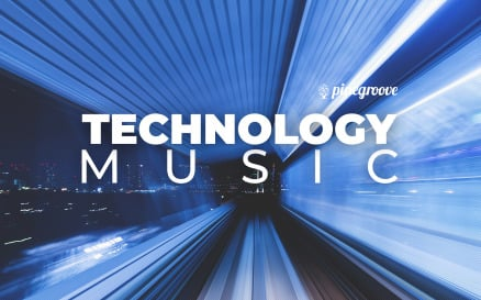 Faster Technology - Audio Track Stock Music