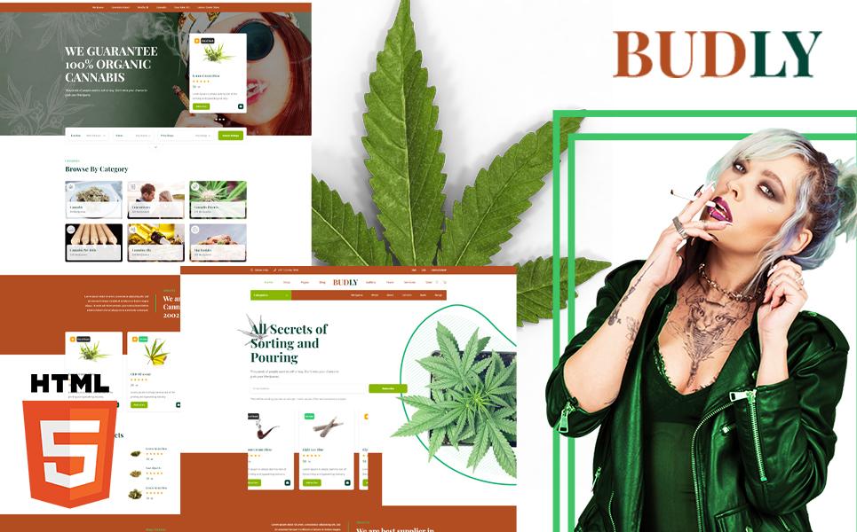 Budly - Cannabis №118365