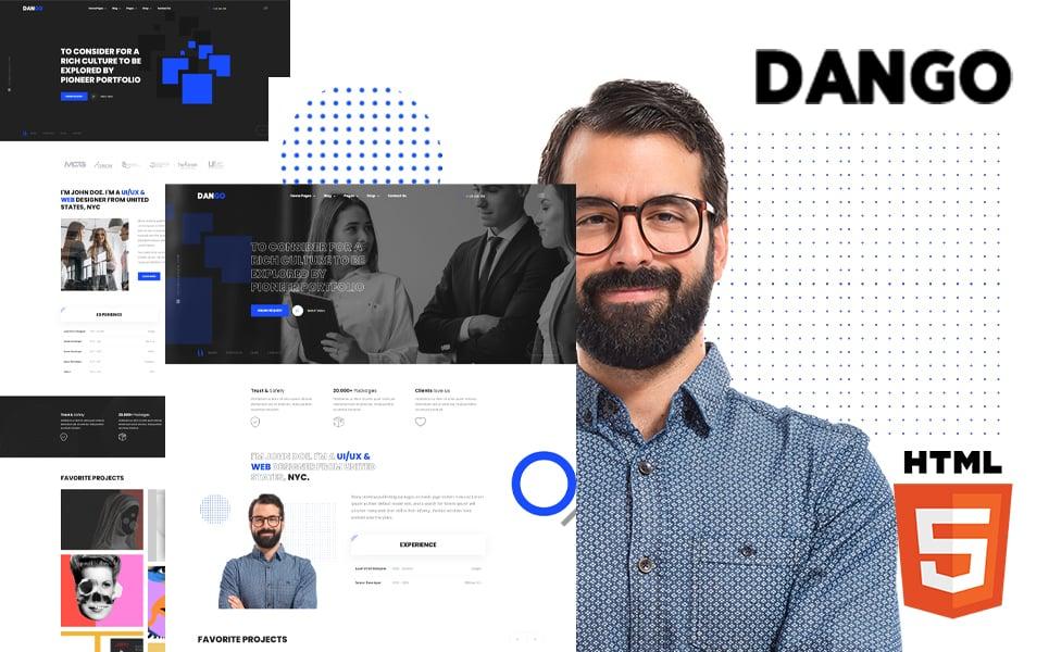 Dango - Creative Portfolio №118706