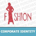 Fashion Corporate Identity Template 11944