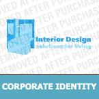 Furniture Corporate Identity Template 11946