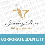 Jewelry Corporate Identity Template 11947