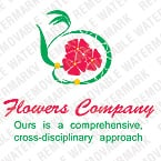 Flowers Logo  Template 11951
