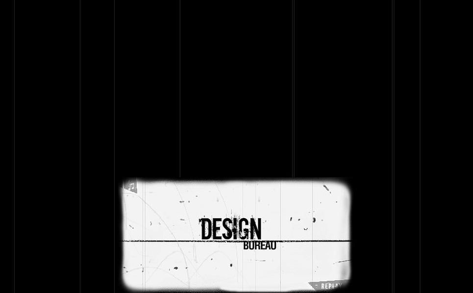 Szablon Intro Flash #11977 na temat: studio projektowe New Screenshots BIG