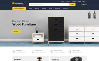 Furnart - Furniture Store PrestaShop Theme