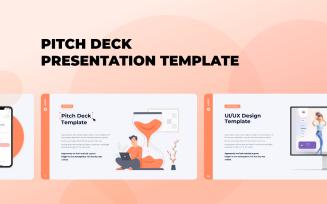 Pitch Deck -  Presentation