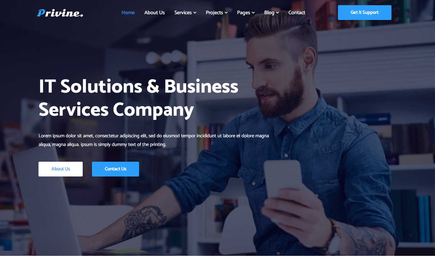 Privine - IT Solutions & Business Services №119285