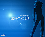 Night Club Flash Intro  Template 12016