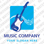 Music Logo  Template 12057
