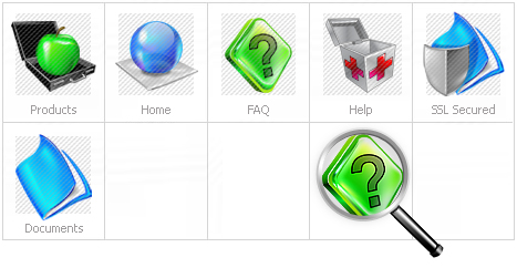 Icon Set Template 12058 Screenshots